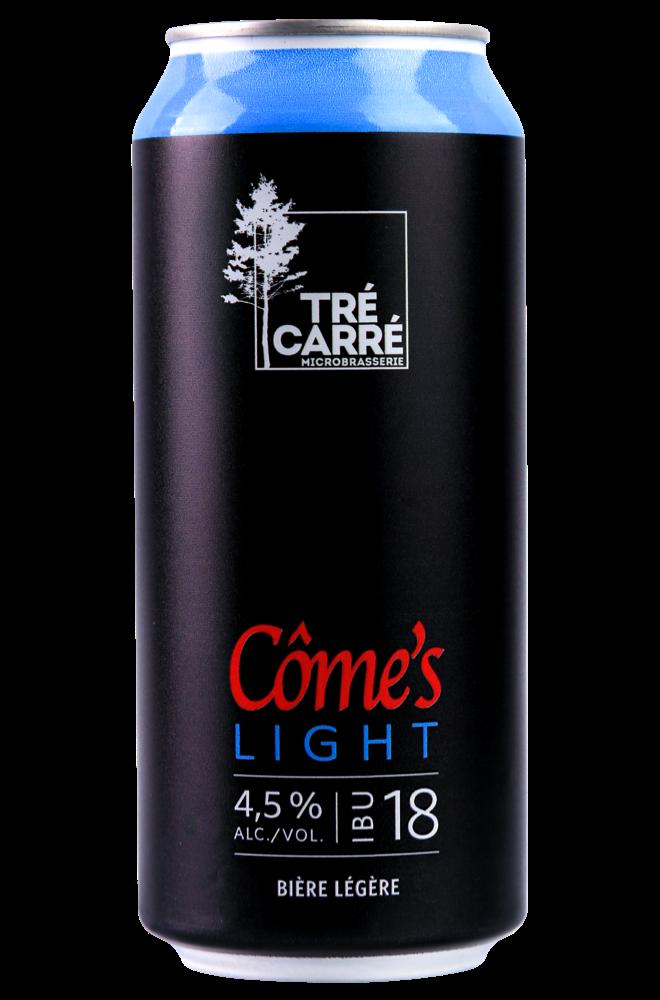 Côme's Light - Trécarré Microbrasserie