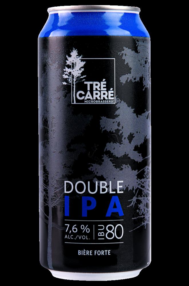 Double IPA - Trécarré Microbrasserie
