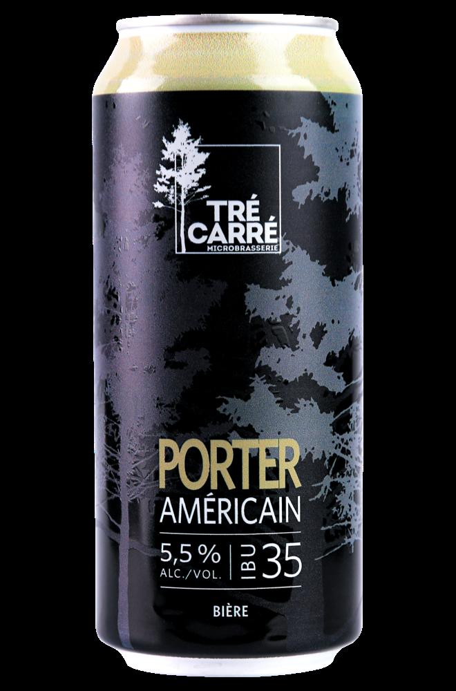 Porter amercain - Trécarré Microbrasserie