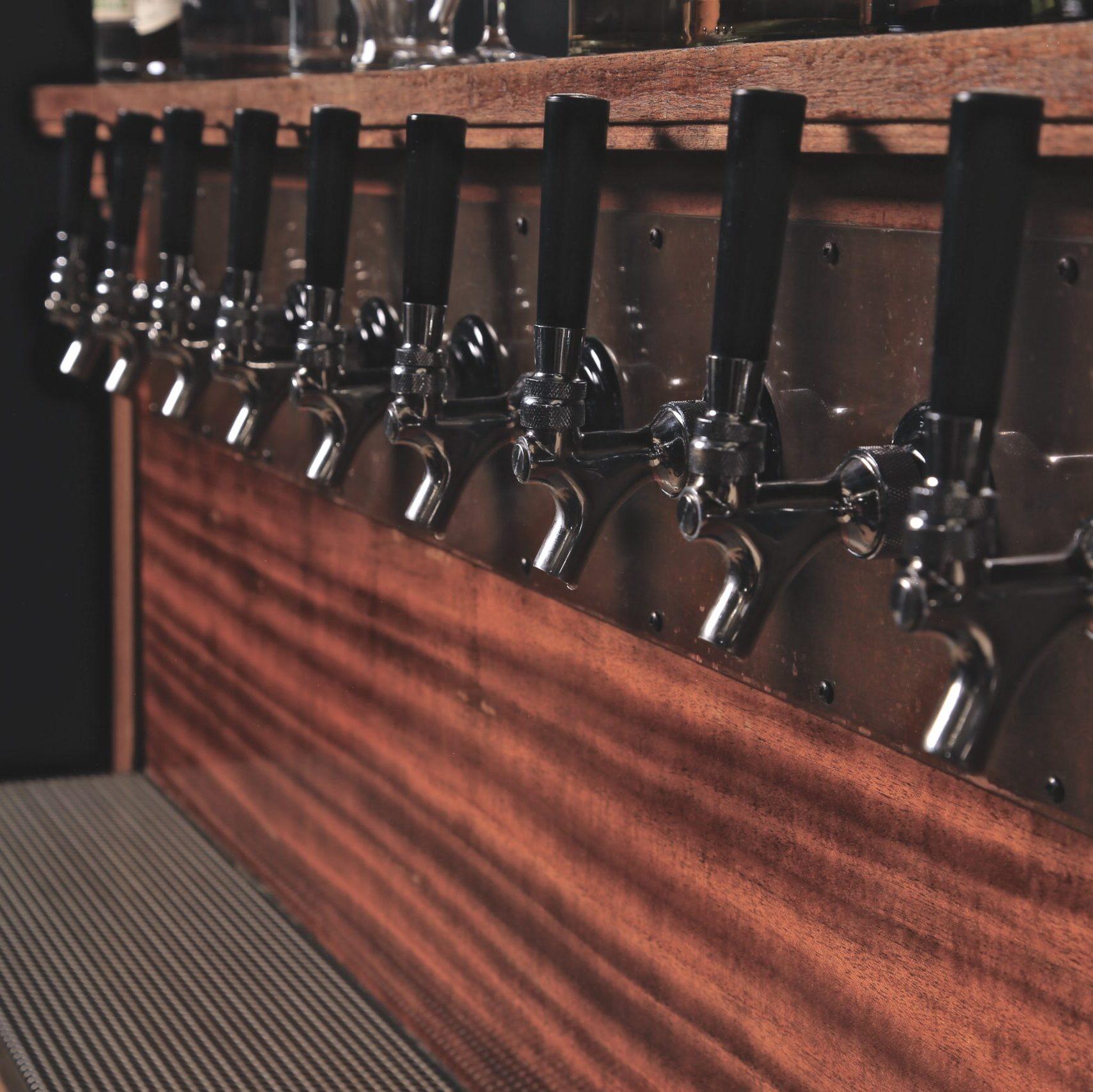Trécarré Microbrasserie - Le piano à bières