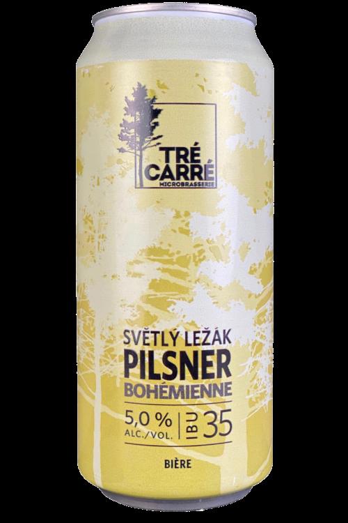 Pilsner - Trécarré Microbrasserie